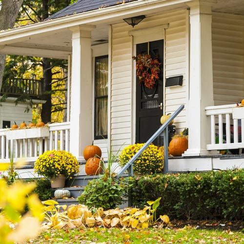 Home Maintenance Checklist for Fall